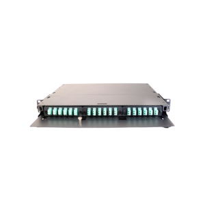 1U 3 Slots MPO/MTP Patch Panel
